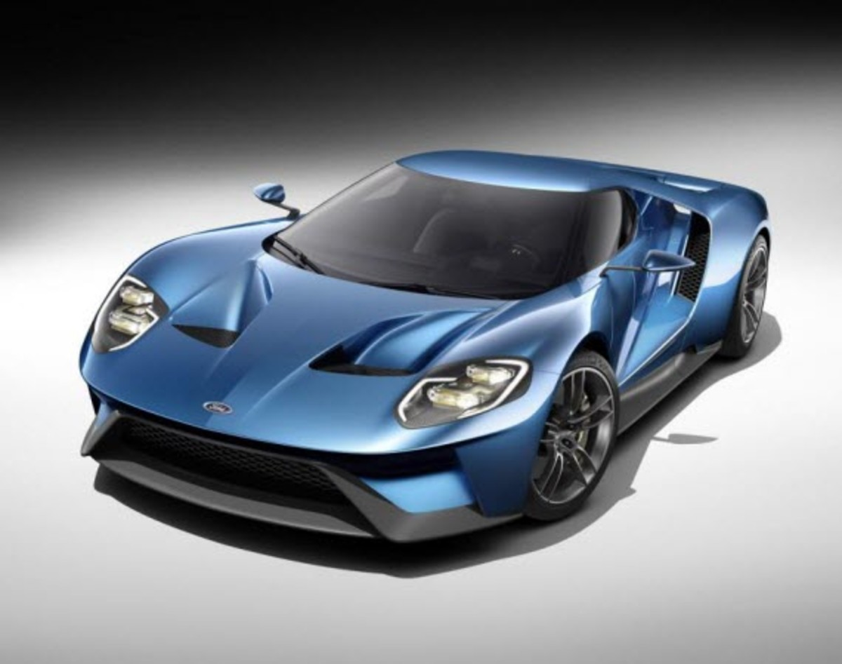 Ford Set A High Bar This Morning With The Unveiling Of Their  Ford Gt At The North American International Auto Show In Detroit The All New Design