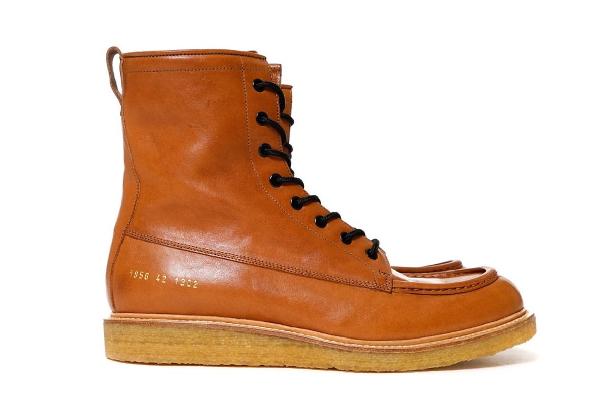 buy online 2964b b28e5 While Common Projects may have originally pushed their way into the market  with their premium Italian made sneakers, they continue to nab more of the  market ...