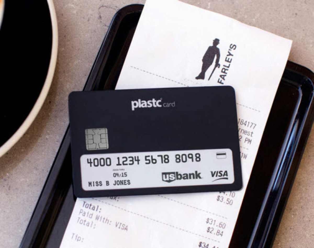 Plastc - Brings All Your Cards into One