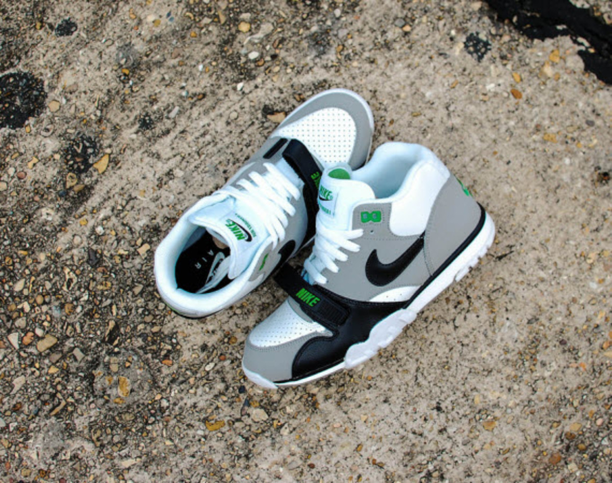 9cf0a8b8c9d46 The Nike Air Trainer 1 isn t necessarily used as much as other Swoosh  models out there