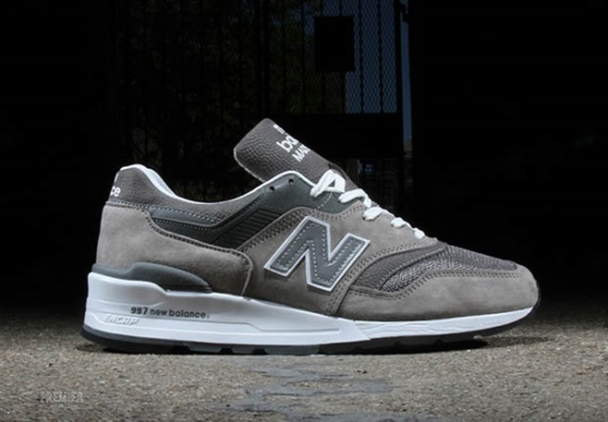 See See Motorcycles >> New Balance 997 - OG Colorway Returns - Freshness Mag