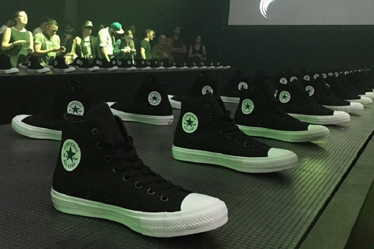 49a9fabb9625 ... one of the most iconic sneakers in history is finally getting a next  generation look with the introduction of the Converse Chuck Taylor II.