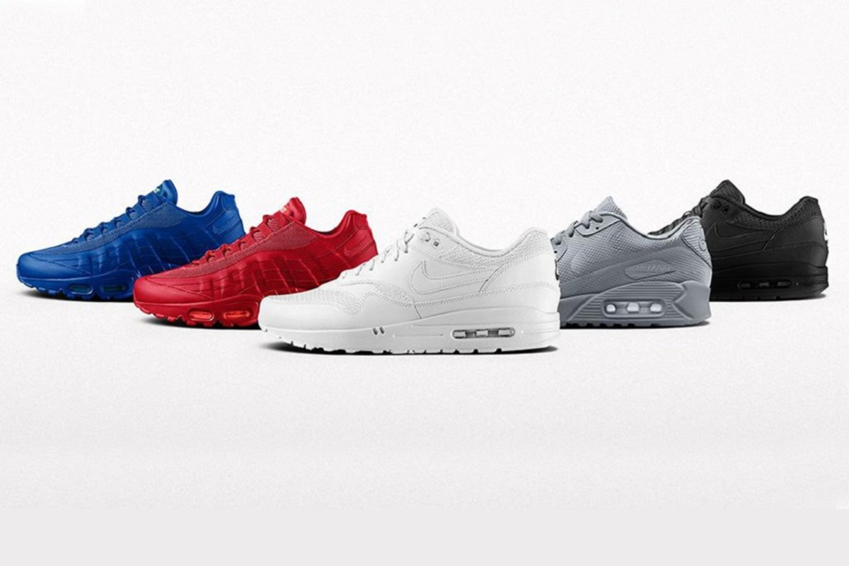 promo code a1d60 81116 With all of the customization options already available on NIKEiD for the Nike  Air Max range, it s hard to believe an all-out tonal look wasn t already ...