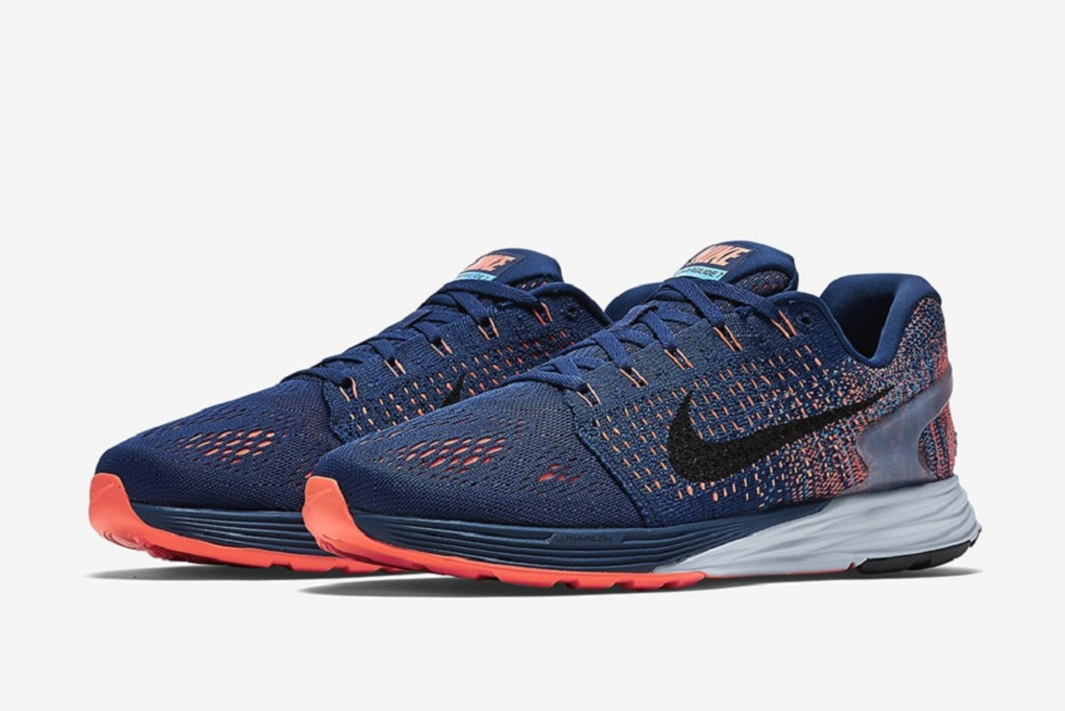 more photos 14628 d9ff1 Seeing Flyknit outfit some of the Swoosh s most popular sneakers is nothing  new, but what we have here with this Nike Lunarglide 7 is certainly going  to ...