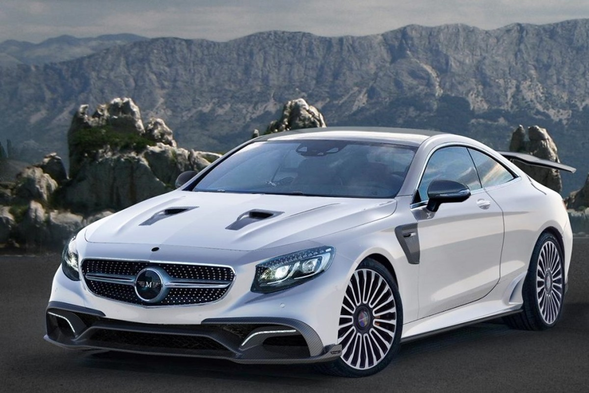 Mansory Delivers a 1,000 HP Mercedes-Benz S63 AMG Coupe
