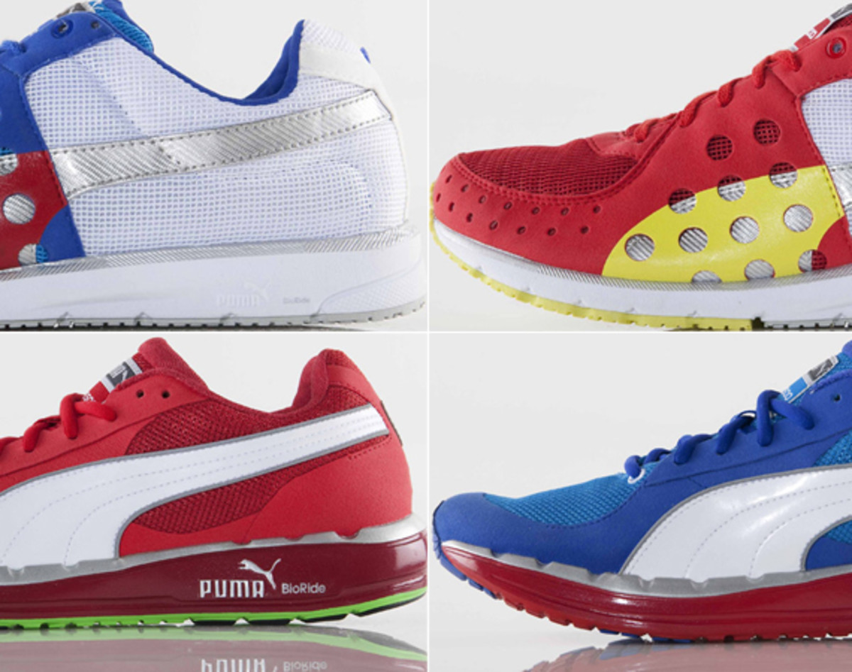 c73786dcd82f PUMA Faas - A New Series of Lightweight Sneakers - Freshness Mag