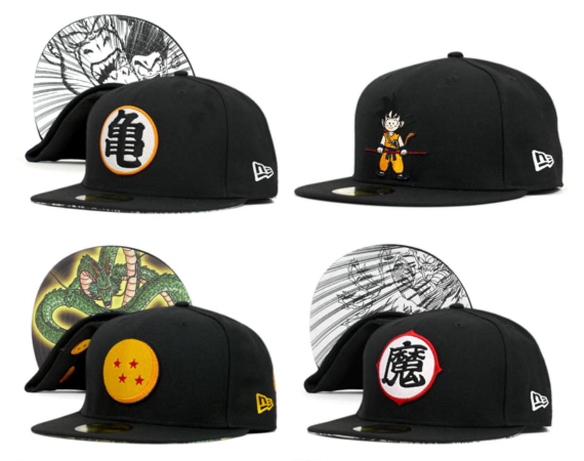Dragon Ball x New Era - Capsule Collection - Freshness Mag b6b9529c4afd