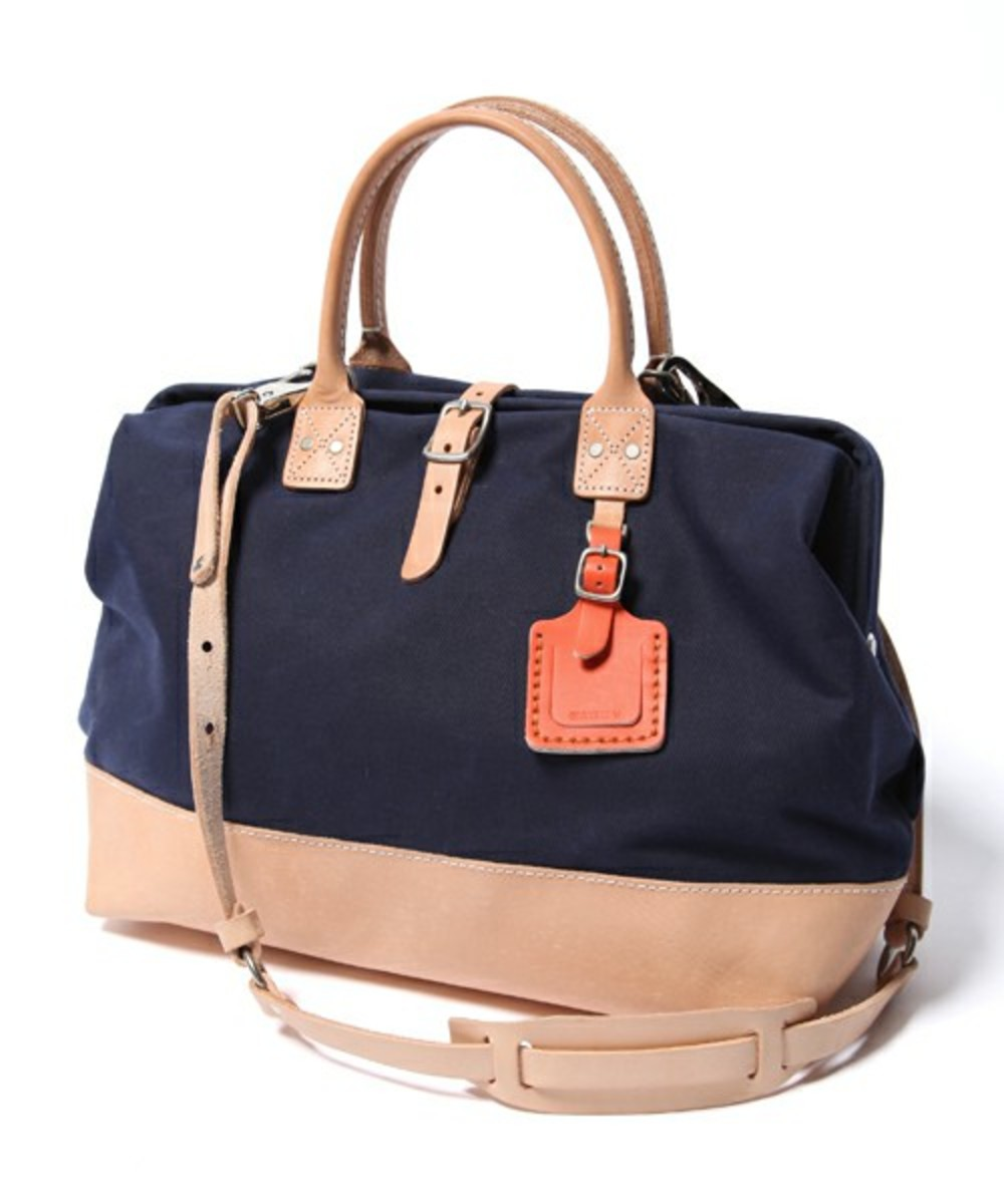 Beauty And Youth Billy Kirk Carryall Bag 01