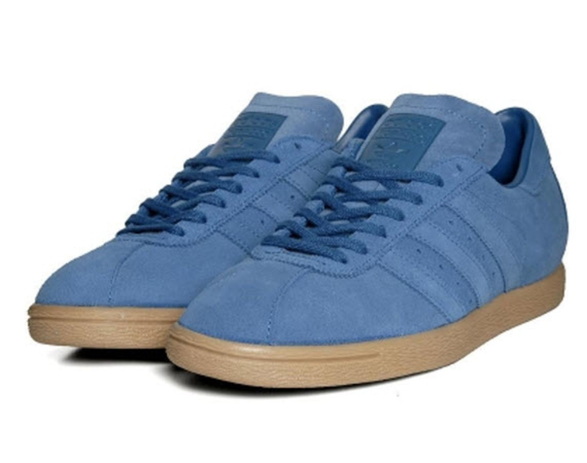 Adidas Tobacco Suede Pack Freshness Mag
