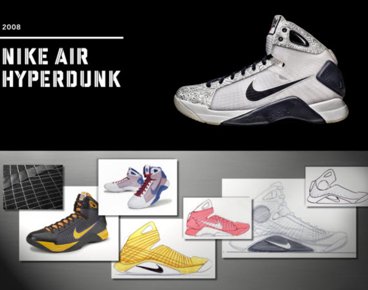 ... but the Nike Air Hyperdunk deserves some attention even during these  Olympic Games. Its place in Nike Basketball s