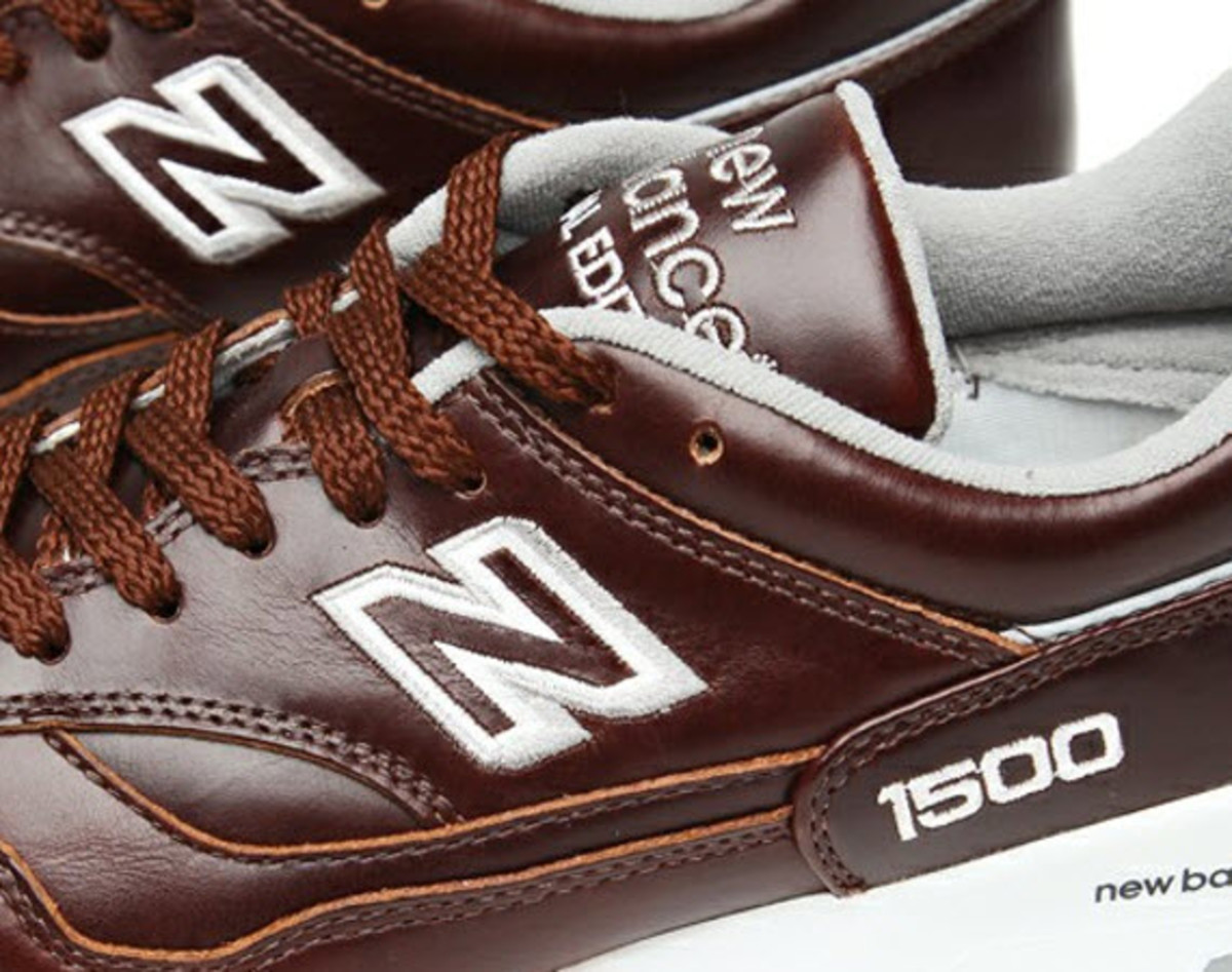 sports shoes 5b4be 23e4b This silky, chocolatey brown leather New Balance CM1500 is truly something  special. United Arrows  subsidiary, Green Label Relaxing, collaborated on  the ...