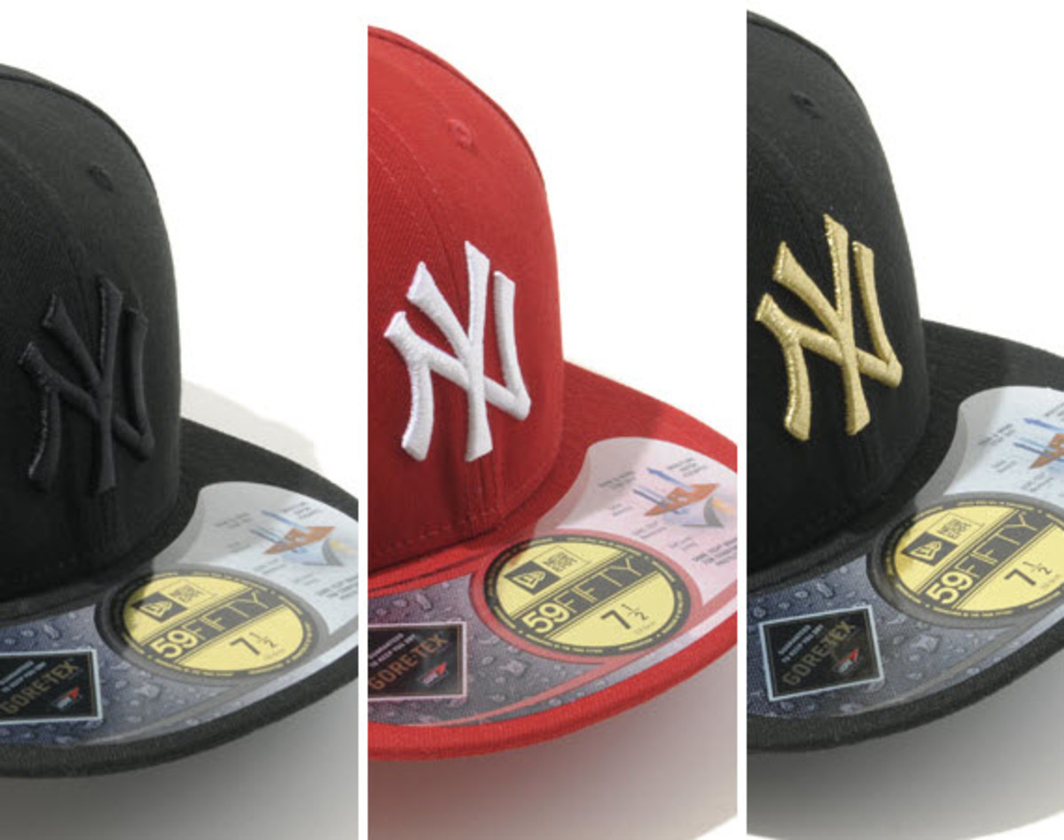 New Era x Gore-Tex - 59FIFTY Cap Collection - Freshness Mag 2a52e704df96
