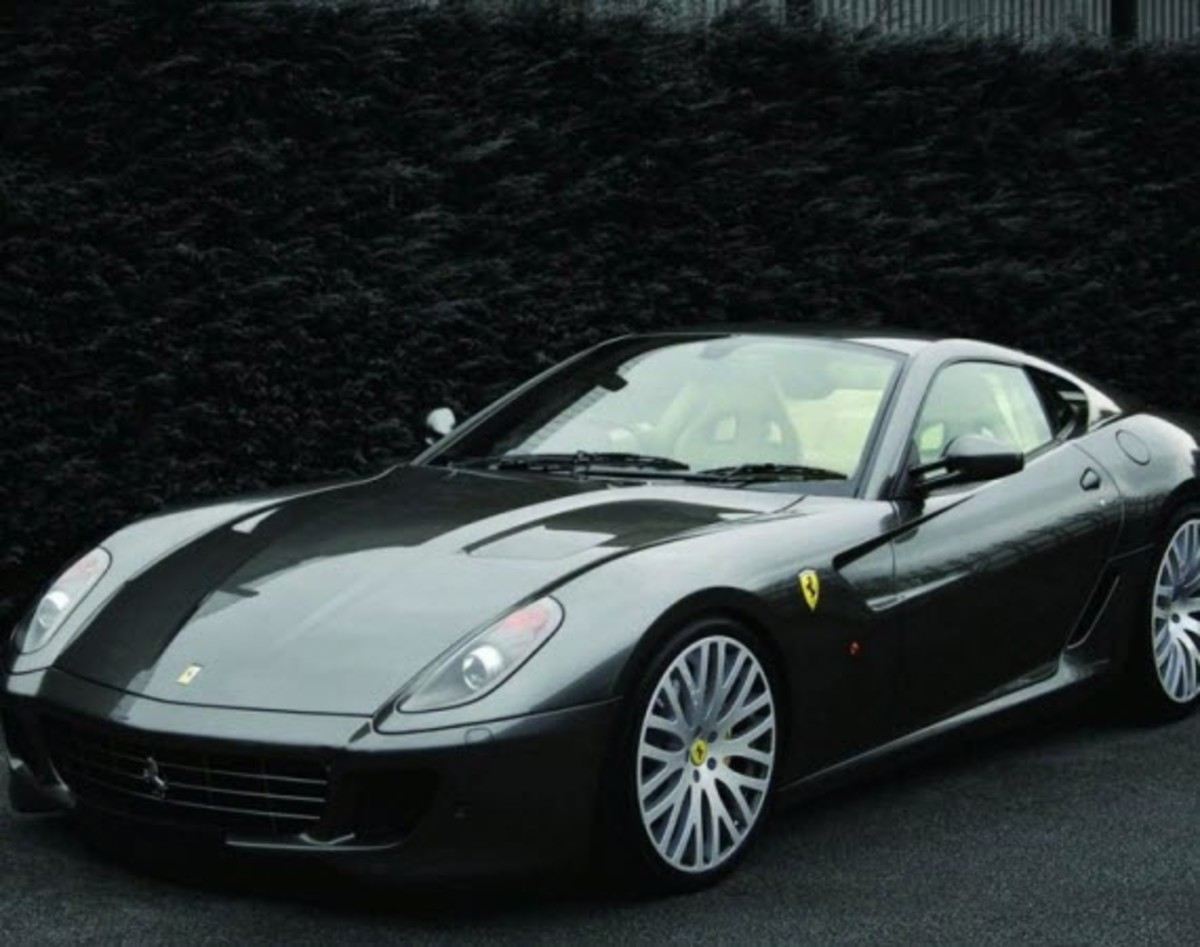 ferrari 599 gtb f1 fiorano hgte by a kahn design. Black Bedroom Furniture Sets. Home Design Ideas