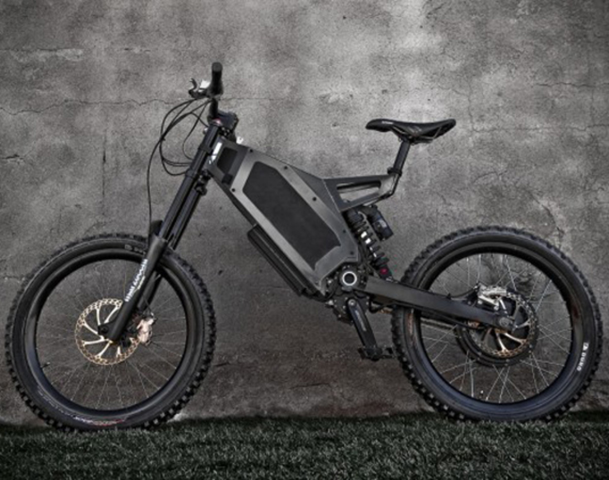 Stealth Electric Bikes Bomber Bicycle Freshness Mag