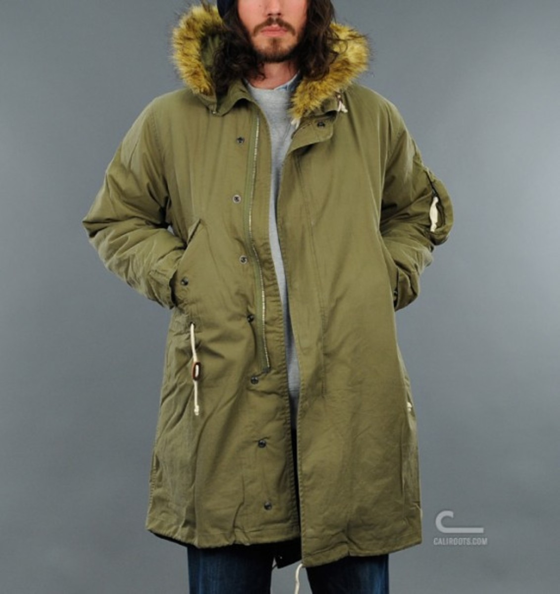 UNIVERSAL WORKS x C-Store Mod Parka | Available Now - Freshness Mag