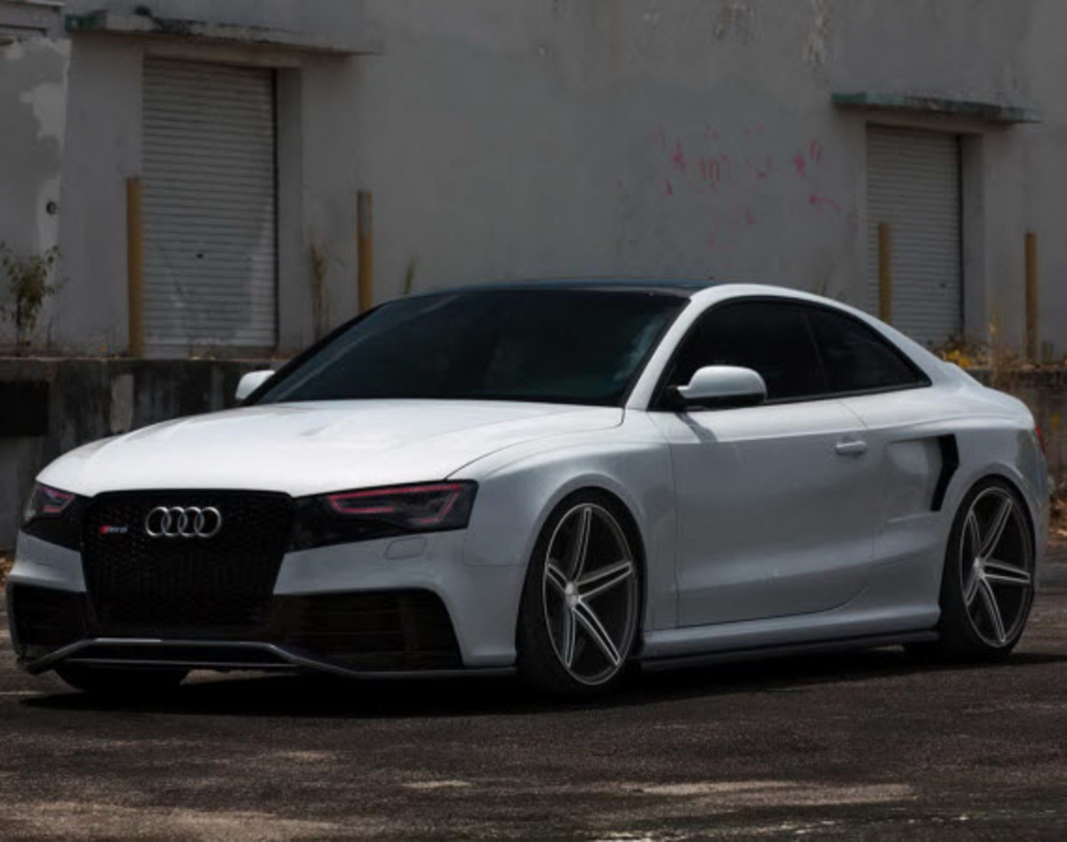 audi rs5 tuned by oss designs freshness mag. Black Bedroom Furniture Sets. Home Design Ideas