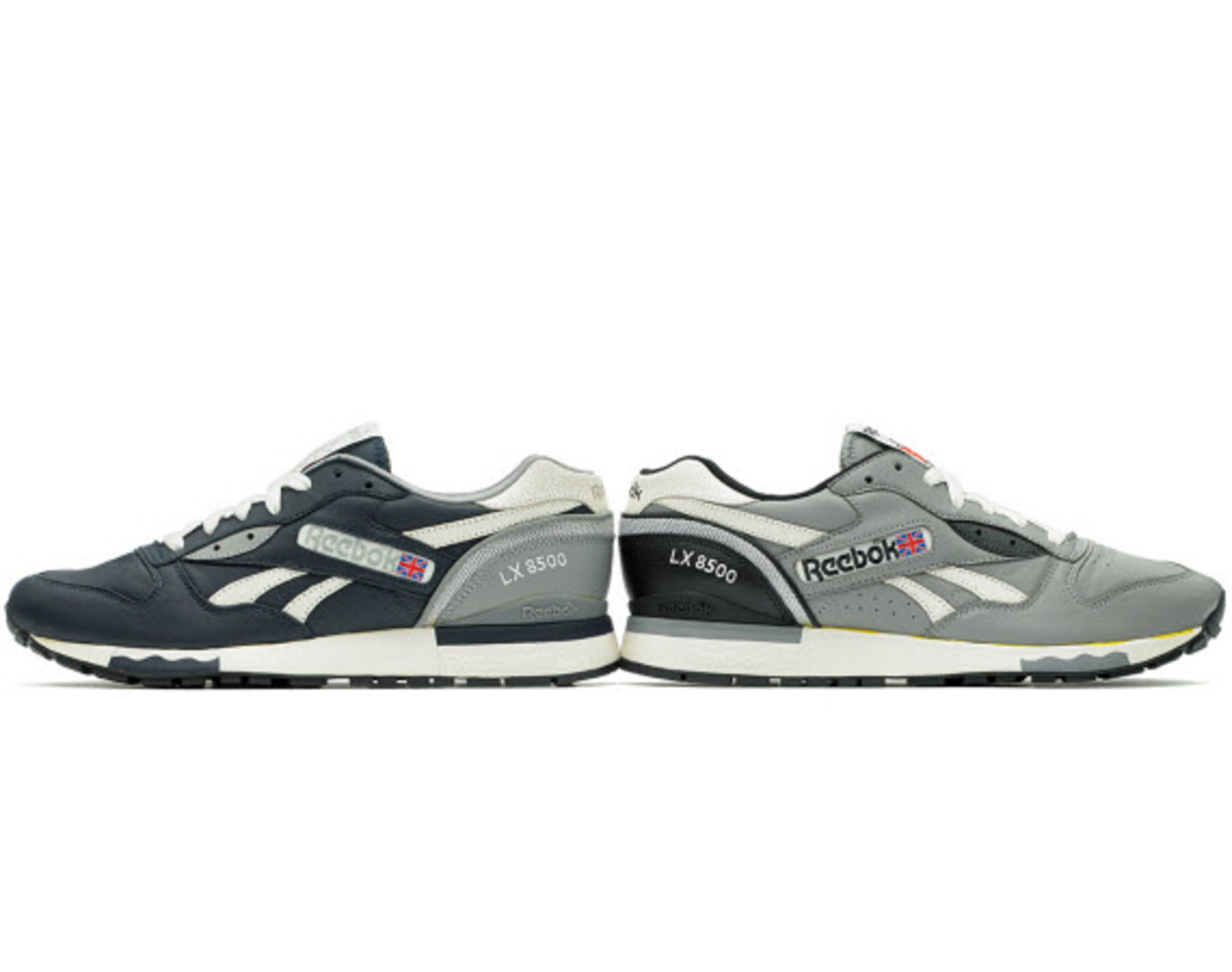 best website fdf96 fd6ab If today s preview of the upcoming Reebok Classic Leather Suede Summer 2013  Pack has got you itching for more throwback looks, these Reebok LX 8500  Vintage ...