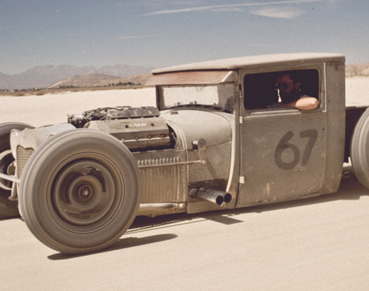1928 Ford Model A Hot Rod Powered by BMW V8 Engine | Video ...
