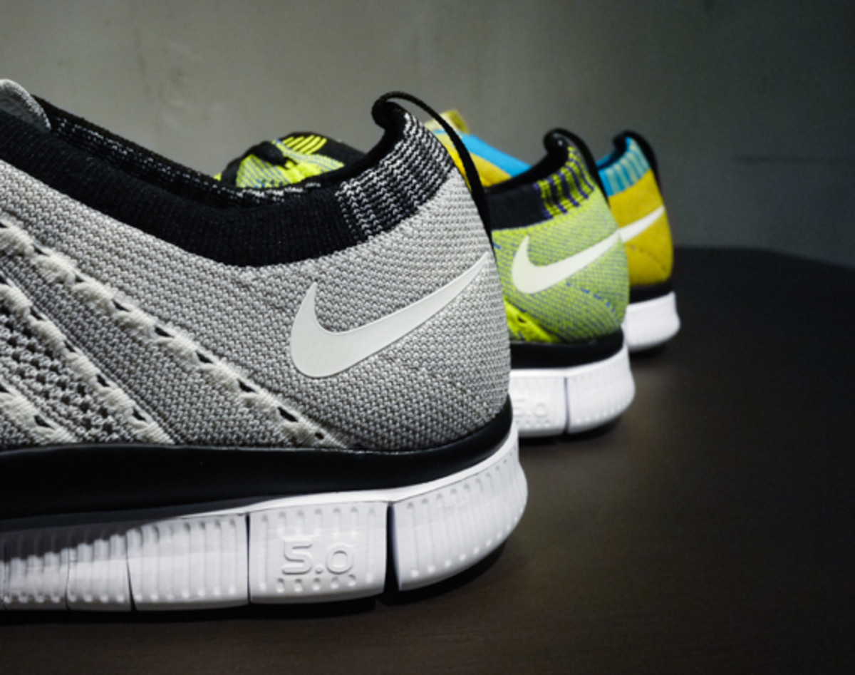 Nike Free Flyknit 5.0 HTM SP - Freshness Mag  Htm on