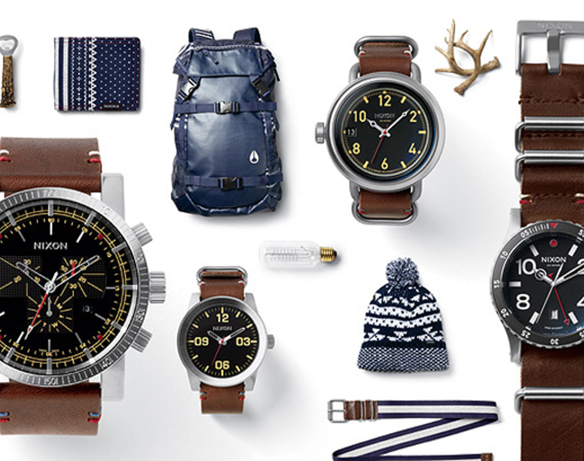 Nixon - Luxe Heritage Collection