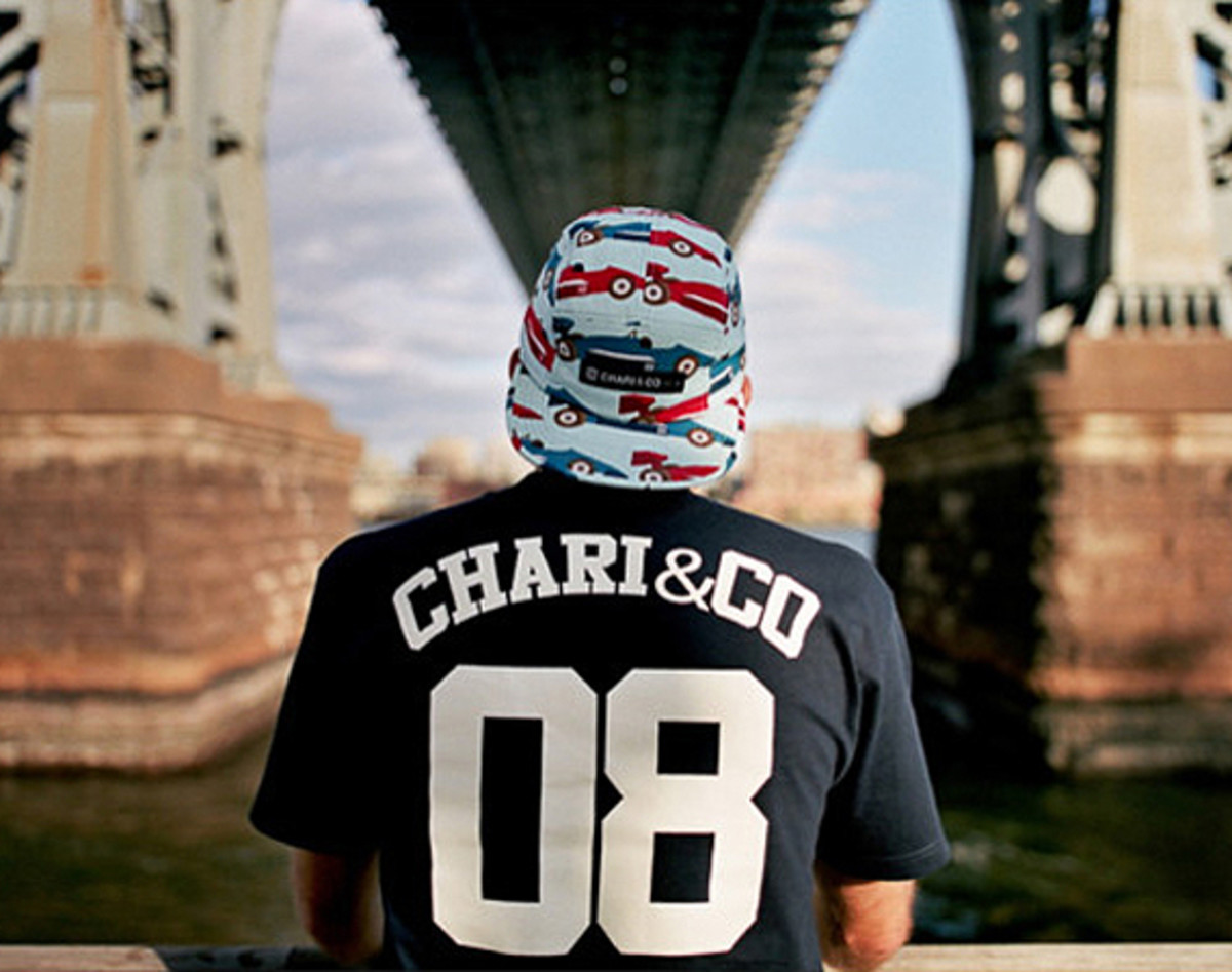 Chari & Co. - Spring/Summer 2014 Collection Lookbook