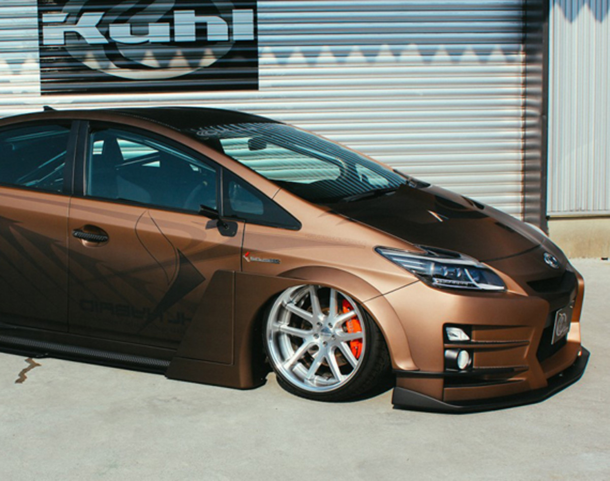 Toyota Gt 30 Prius Tuned By Kuhl Freshness Mag
