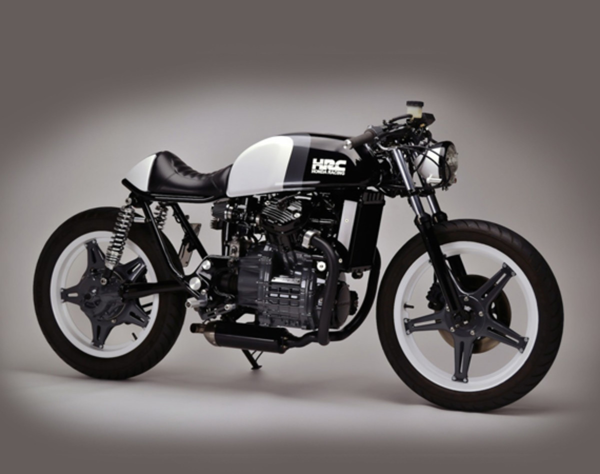 Honda CX500 Is Not A Common Motorcycle For Heavy Modification Work But Kustom Research In New York Did An Impressive Job Turning Stock 1978 Model Into