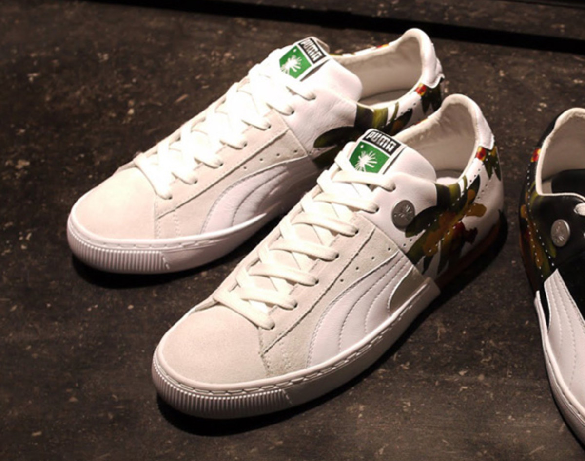 separation shoes 3fdcb a15ed PUMA by MIHARAYASUHIRO will forever be pushing the boundaries between  fashion and sportswear. These MY-57 Pau-Brasil kicks are limited edition  from their ...