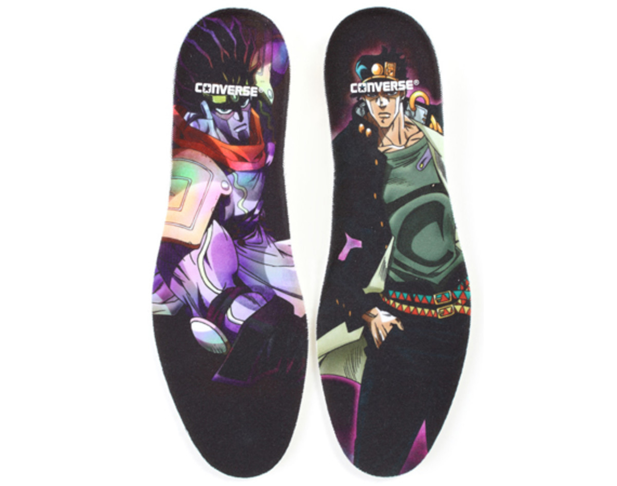 d23a3d4971f2 CONVERSE and JoJo s Bizarre Adventure are back at it again as they get  ready to launch the second installment of their collaboration project.