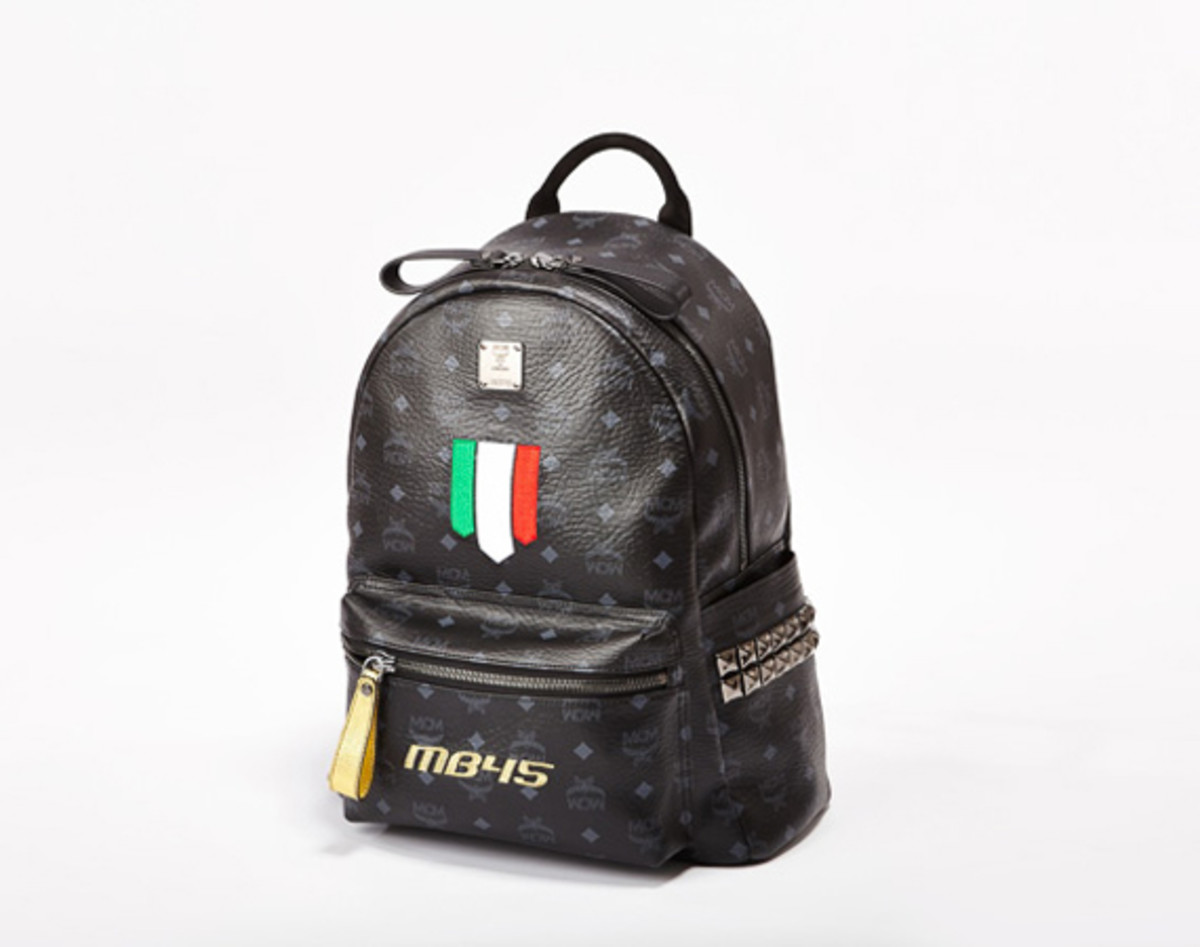 MCM - #TeamMCM World Cup 2014 Custom Backpacks