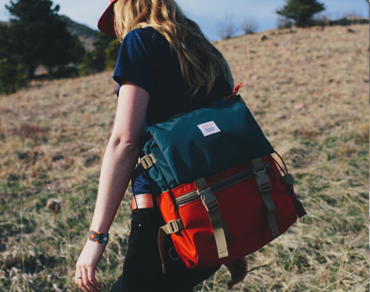 1e34d8a92 Built to travel the world, classy enough to take to the office, and relaxed  enough to take along as you roam about town, Topo Design's Rover Shoulder  Pack ...