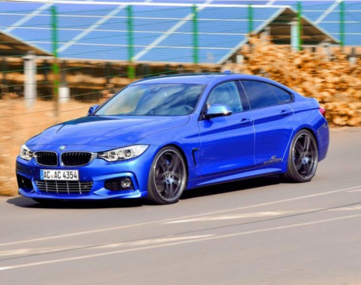 ac schnitzer bmw 4 series grancoupe freshness mag. Black Bedroom Furniture Sets. Home Design Ideas