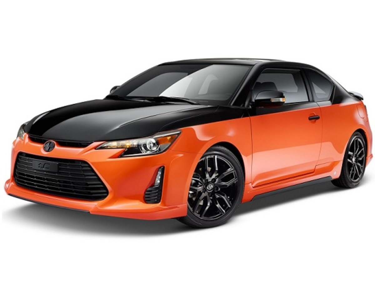 Scion Tc Rs 9 0 Coupe With Two Tone Paint Freshness Mag