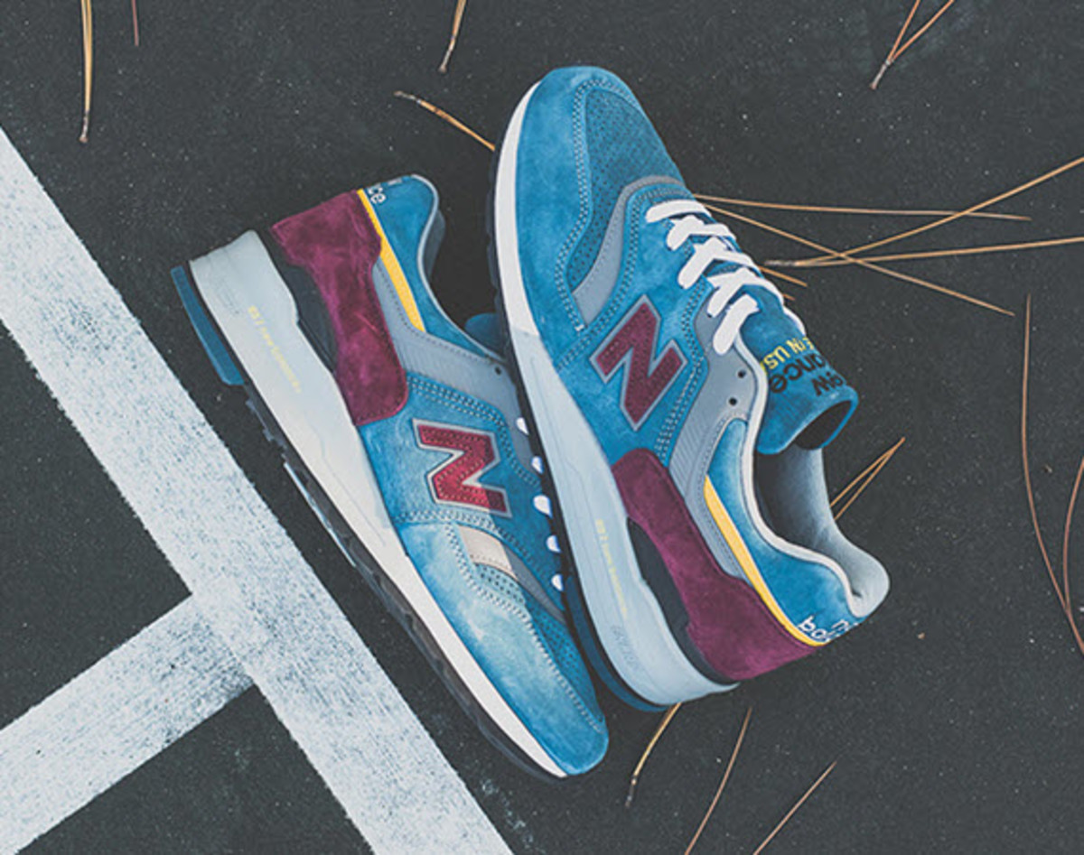 """New Balance M998DTE Made in USA """"American Painters Collection"""""""