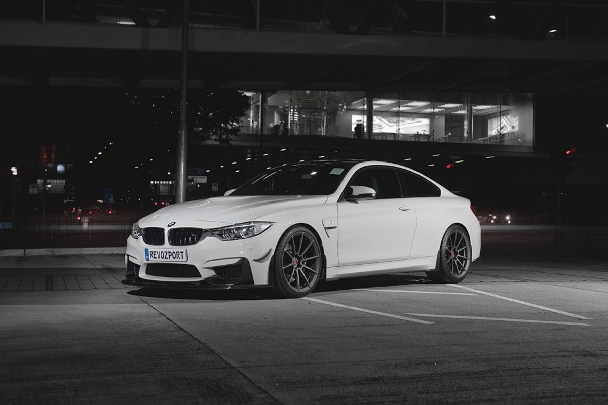 Build A BMW >> BMW M4 Coupe Tuned by RevoZport - Freshness Mag