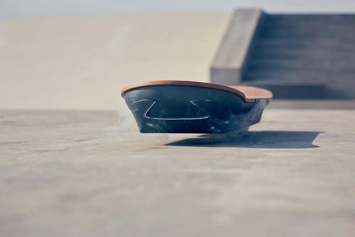 Is this Working Lexus Hoverboard Real?
