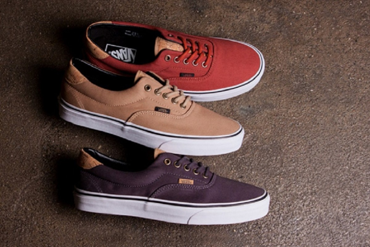 We now get the great privilage of presenting a close-up look at the new VANS  Cork Twill Era 59, which is available now at VANS.com.