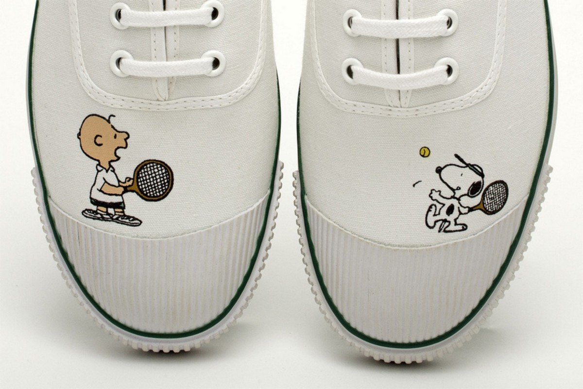 492fa058965e82 Looking for some footwear to pair with your new Peanuts x Lacoste apparel   Look no further than this series of sneakers featuring the iconic comic  strip ...