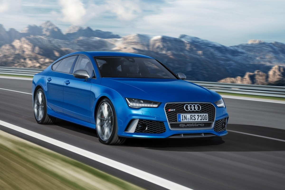 The Audi RS7 Sportback Performance Picks up More Power ...