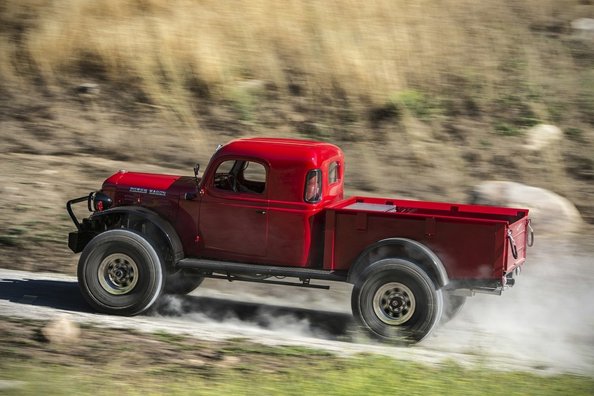 The Legacy Classic Dodge Power Wagon is the New King of Trucks