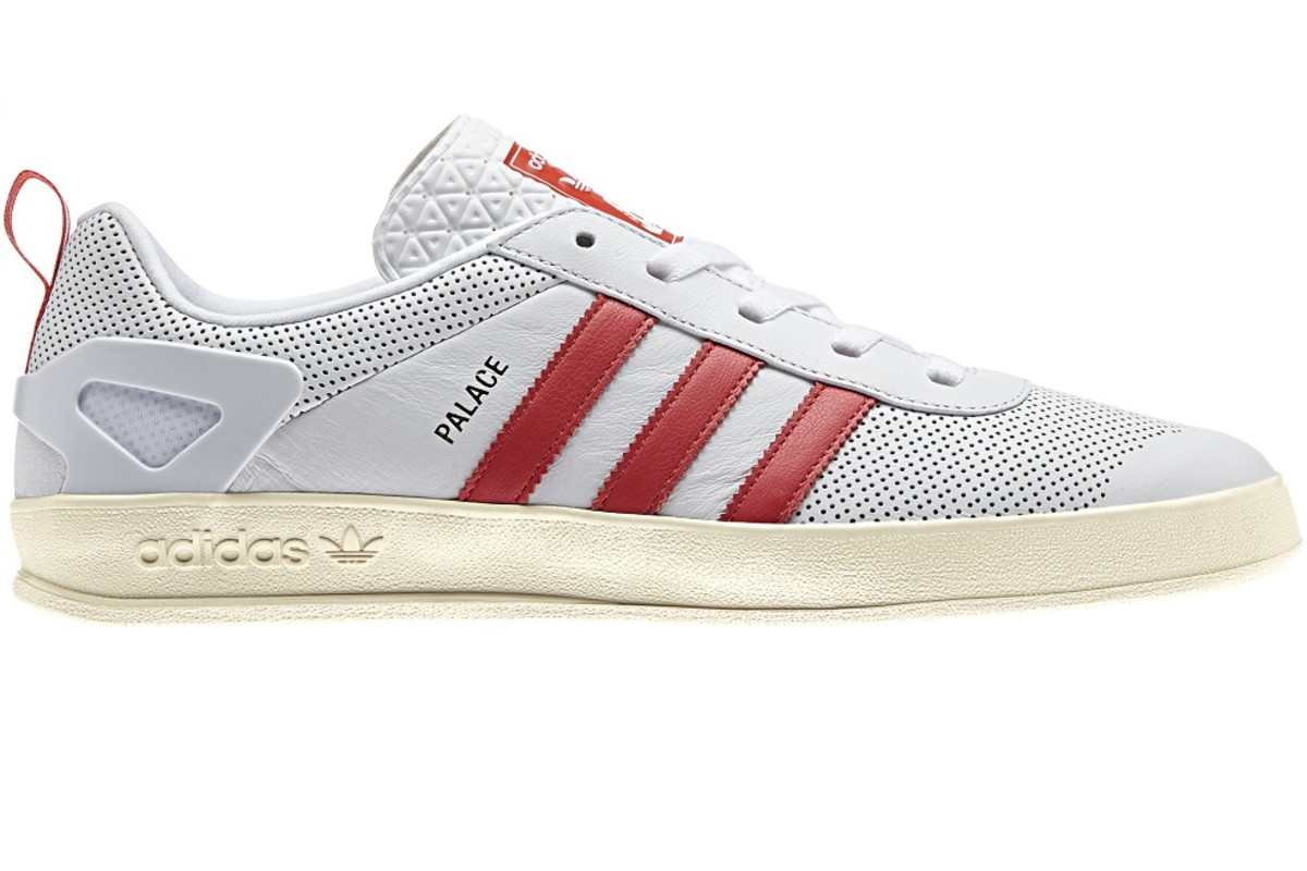 huge discount da2e6 9001e On the heels of their Fall Winter 2015 Apparel Collection, adidas Originals  by PALACE now turn their focus toward footwear, presenting a collaborative  set ...