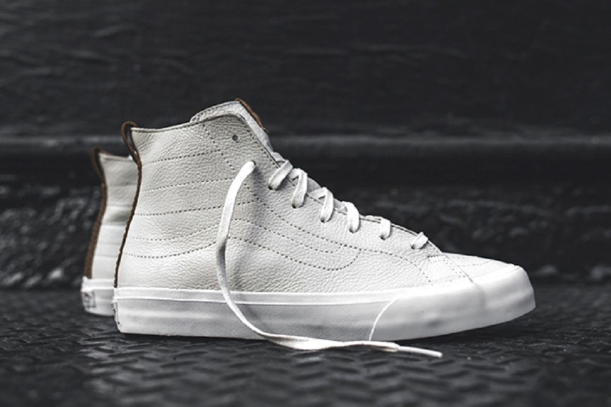 vans sk8 high decon