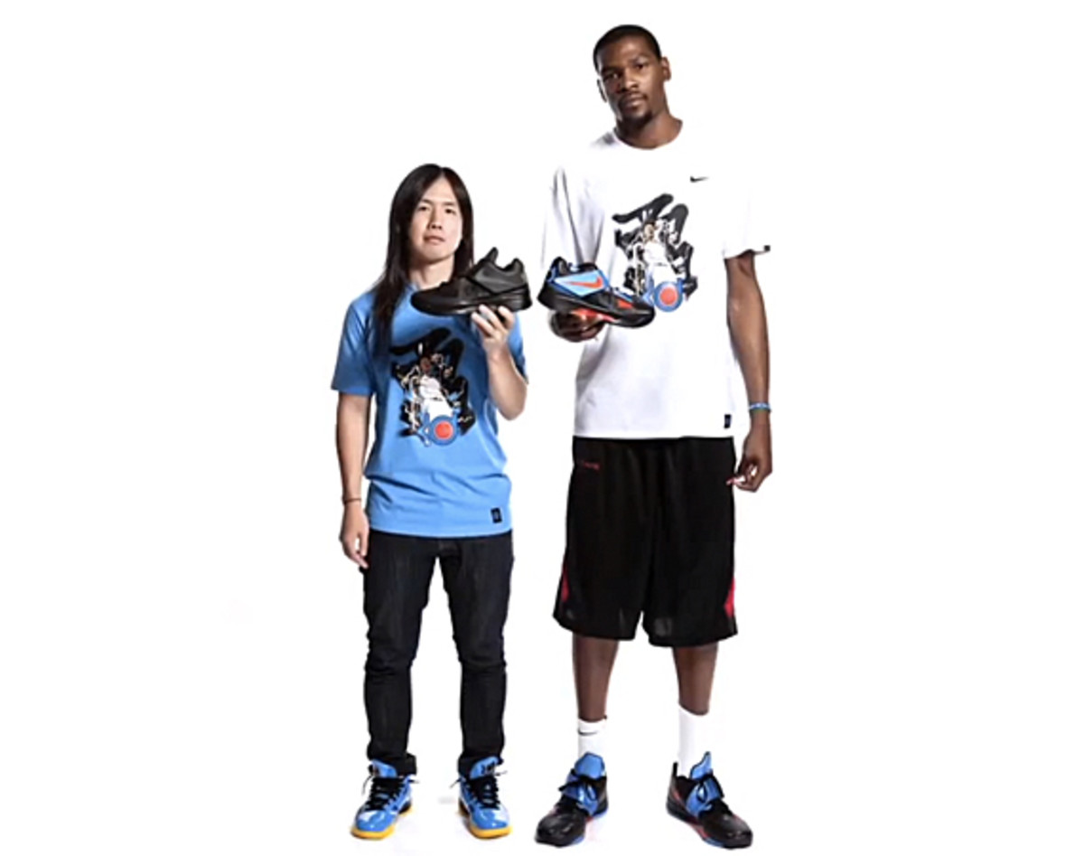 best authentic cf00a 192a4 leo-chang-kevin-durant-nike-zoom-kd-vi-