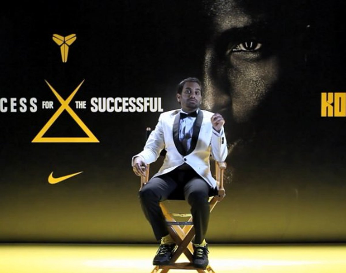 Everyone is on the #KobeSystem