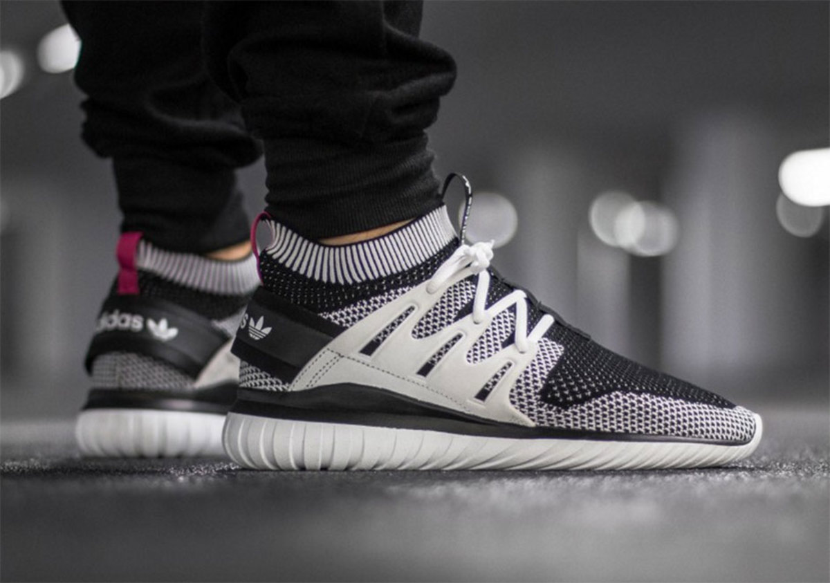 huge selection of ca448 d2f3b low price adidas originals tubular runner womens black white printadidas  shoes grey a1646 66729  where can i buy image via asphalt gold 3caa0 368d6
