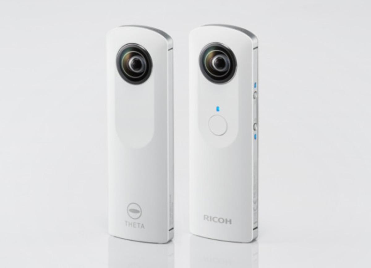 ricoh theta wifi 360 degree camera freshness mag. Black Bedroom Furniture Sets. Home Design Ideas
