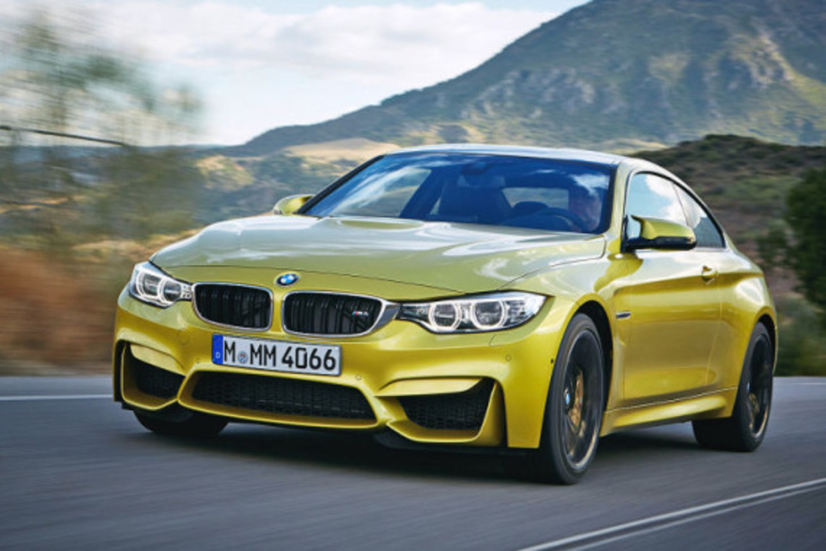 2014 BMW M4 Coupe - Freshness Mag
