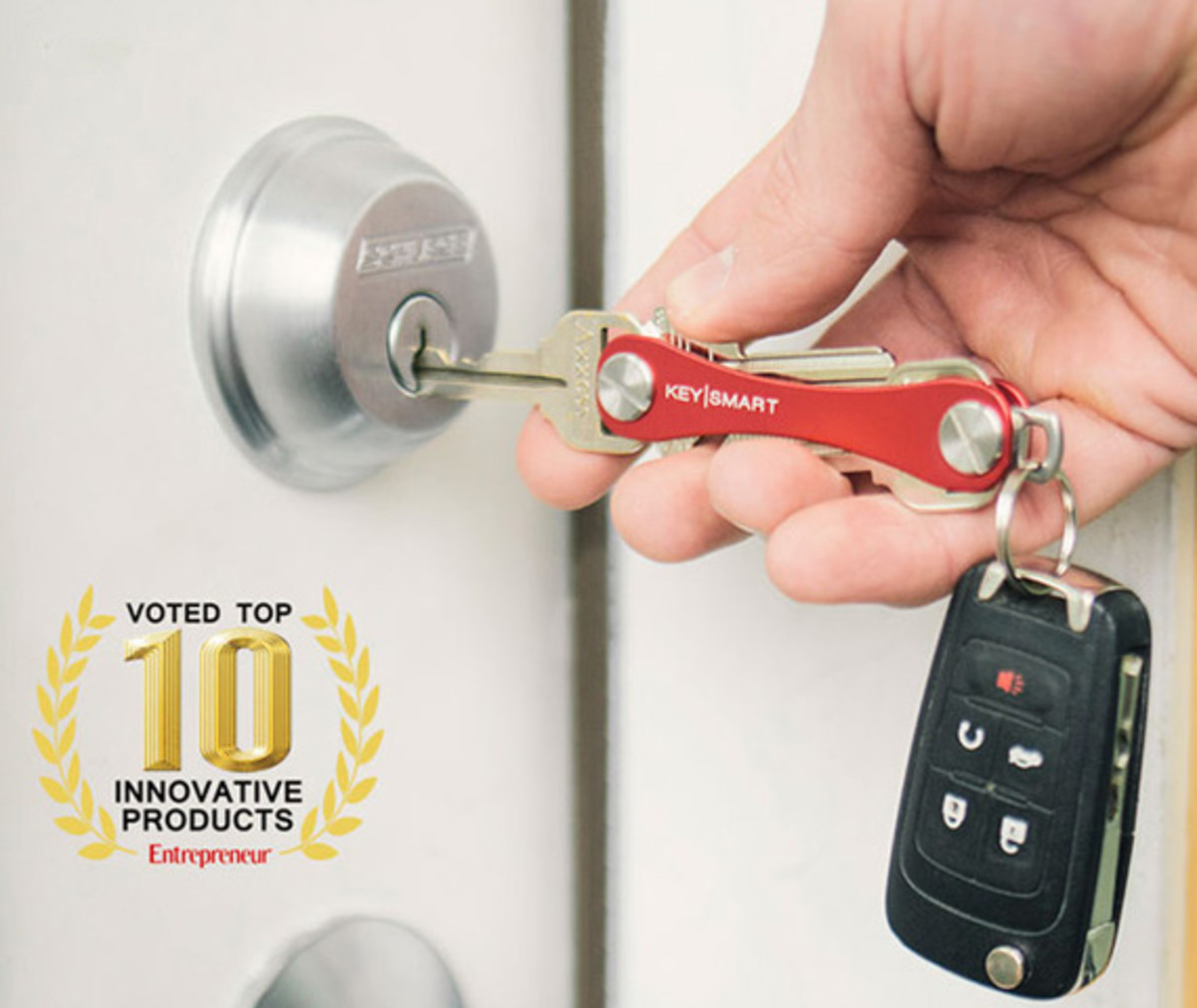 KeySmart - A Smarter Way To Carry Your Keys