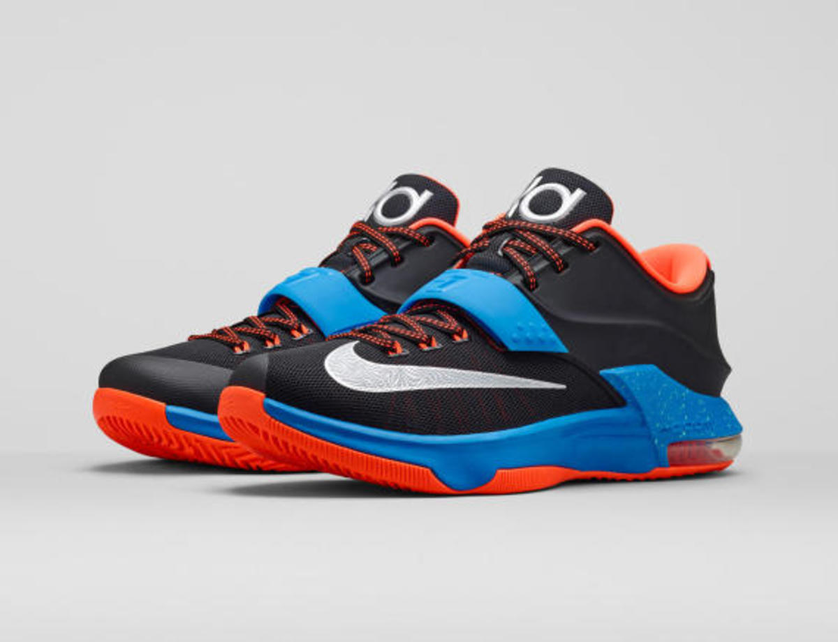 """Nike KD 7 - """"On the Road"""""""