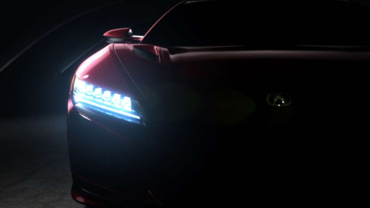 Acura NSX | Teaser Video